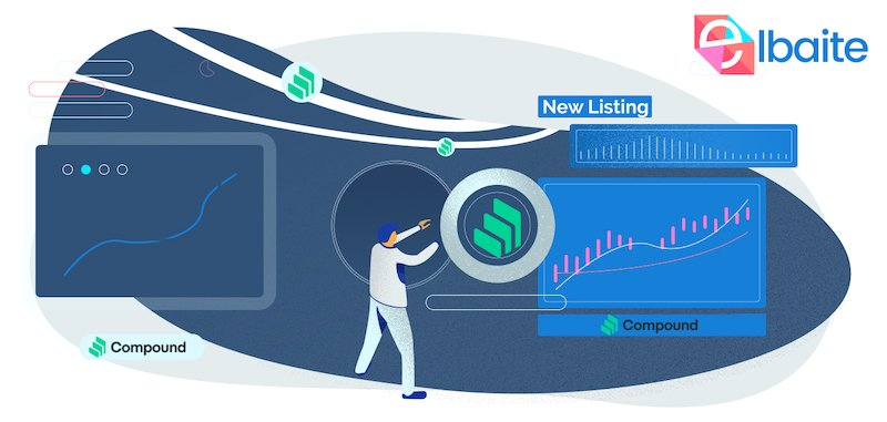 Buy Compound (Comp) token on Elbaite