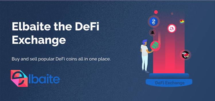Elbaite DeFi crypto exchange